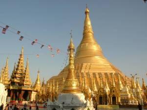 BIRMANIA  tra templi e pagode
