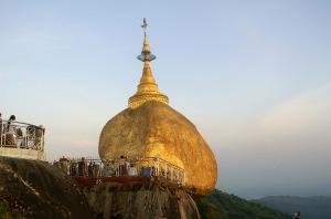 Burma Golden Rock