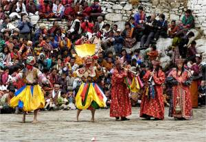 Bhutan copertina pagina