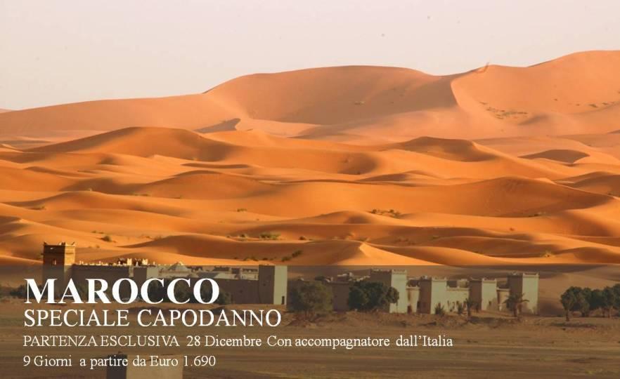 MAROCCO Speciale Capodanno 2020